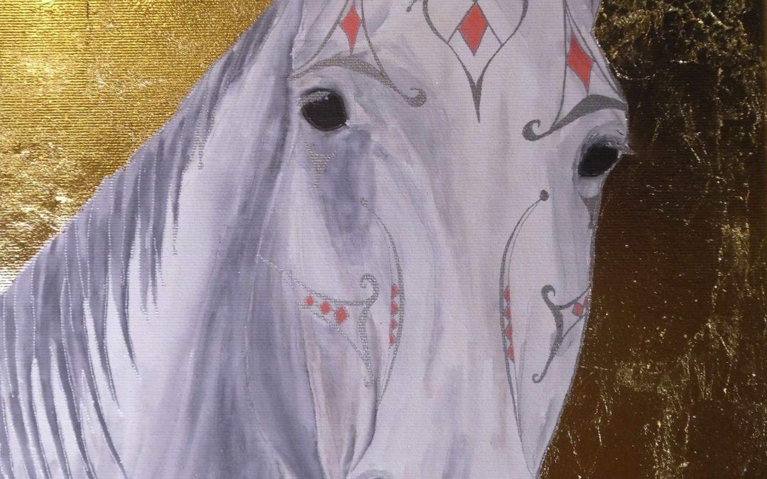 Tag 14: Ein Herz-Happen (kein Häppchen) aber auf jeden Fall mit das Beste aus 3 Jahren Herzenssache Pferd
